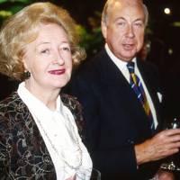Mary Princess of Pless and David Ashton-Bostok