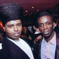 Prince Cassius and Leroy Dawkins
