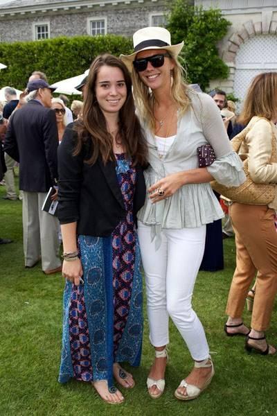 Cristina Vere Nicoll and Tori Cook