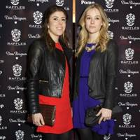 Lady Rose Alexander and Lady Lucy Alexander