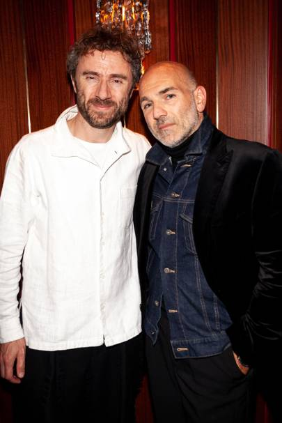 Thomas Heatherwick and Jason Basmijian