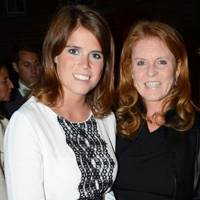 Princess Eugenie and Sarah, Duchess of York