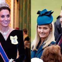 The Duchess of Cambridge - Lucy Lanigan-O'Keeffe and Thomas van Straubenzee