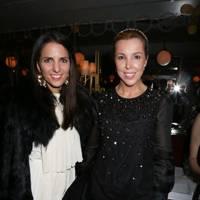 Kelly Talamas and Eva Hughes