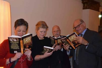 Mary-Ann Morrison, Aileen Martin, Murph Morrison and Bill Martin