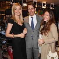 Jemma Kidd, Ben Elliott and Mary-Clare Winwood