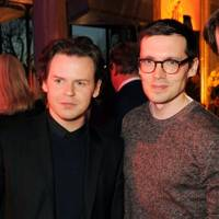 Christopher Kane and Erdem Moralioglu