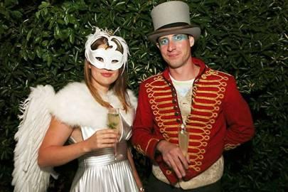 Sophie Morrison and Jonty Bruce