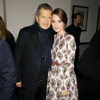 Mario Testino and Keira Knightley