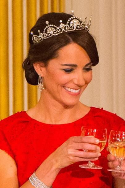 royal tiaras including kate middletons wedding tiara