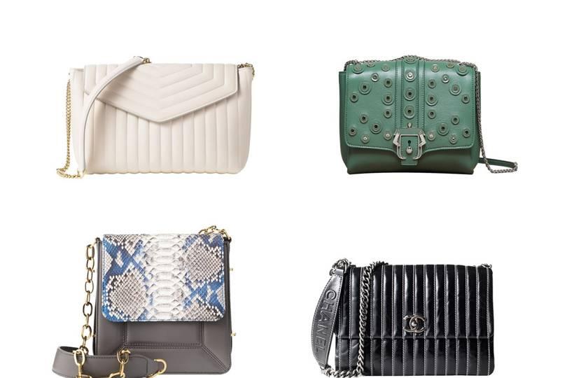 233e9db151 Chain bags trend - best chain bags - Chanel