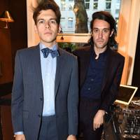 James Righton and Simon Taylor Davis