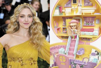 Amanda Seyfried as Polly Pocket
