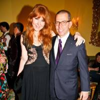 Charlotte Tilbury and Jonathan Newhouse