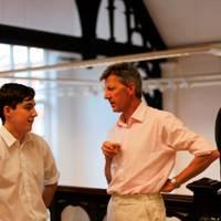 Alistair Bath and Charles Farrar Bell