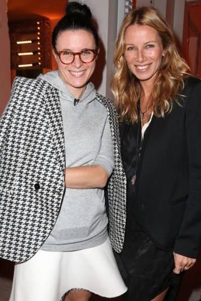 Garance Doré and Carol Gerland