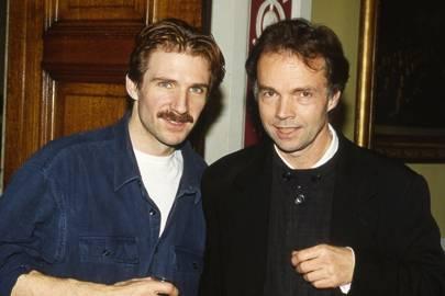 Ralph Fiennes and Jonathan Kent