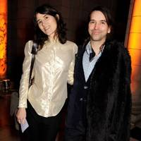 Bella Freud and Alastair Mackie