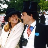 Clare Lund and Nicholas Nugent