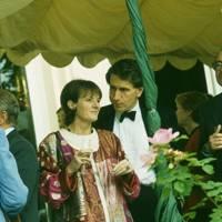 Lady Stevenson and Sir Dennis Stevenson