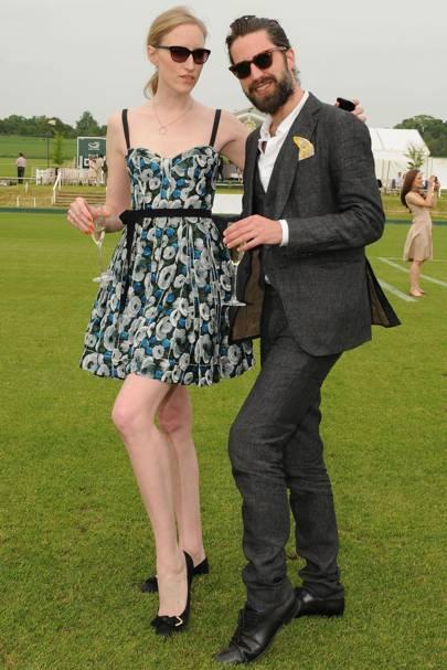 Jack with Jade Parfitt (not Vivian)