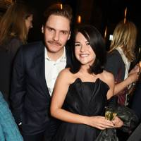 Daniel Bruhl and Sarah Greene