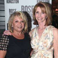 Elaine Paige and Jane Asher