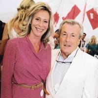 Mrs Terry O'Neill and Terry O'Neill