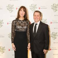 Samantha Cameron and Justin Forsyth