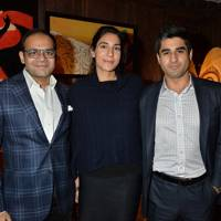 Krishna Choudhary, Yasmin Calil and Surya Singh