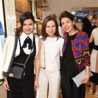 Sophie Goodwin, Eva Lanska and Shahrzad Moaven