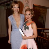 Suki Waterhouse and Sophia Webster