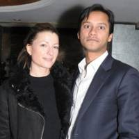 Jo Sykes and Ves Agrawal