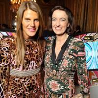 Anna Dello Russo and Laudomia Pucci