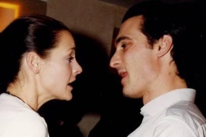 The Hon Camilla Astor and Ferrante Ferrero