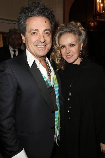 Armand Hadida and Martine Hadida