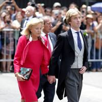 Chantal Hochuli and Prince Christian of Hanover