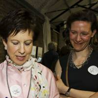 Lyse Doucet and Malika Browne