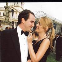 Prince Nikolaos of Greece and Tatiana Blahnik