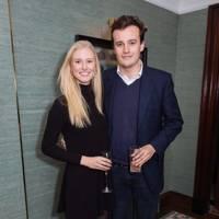 Emma Weaver and Freddie Coleridge