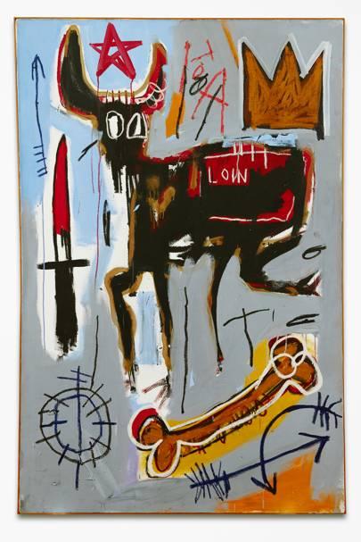 Jean-Michel Basquiat, Loin, 1982