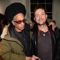 Don Letts and Damon Albarn
