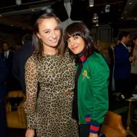Gizzi Erskine and Claudia Winkleman