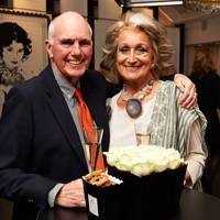 Gordon Lindsay and Lavinia Dargie