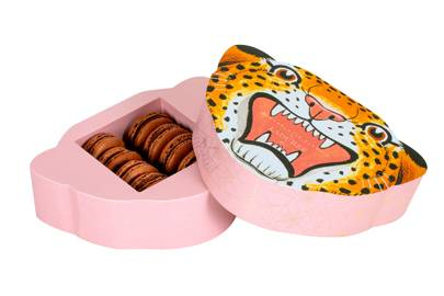 Box of 8 macarons