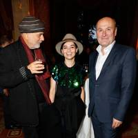 Ron Arad, Es Devlin and Paul Priestman