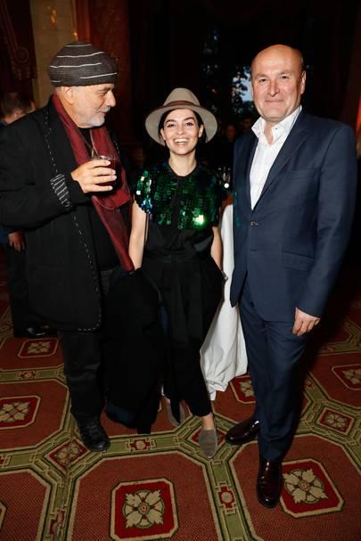 Ron Arad, Es Devlin and Paul Priestman