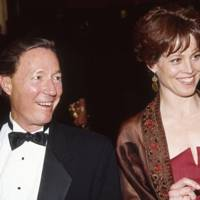 Maury Hopson and Sigourney Weaver