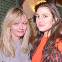 Emma Elwick-Bates and Lara Apponyl