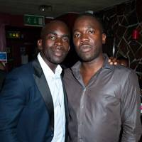 Jimmy Akingbola and Segun Akingbola